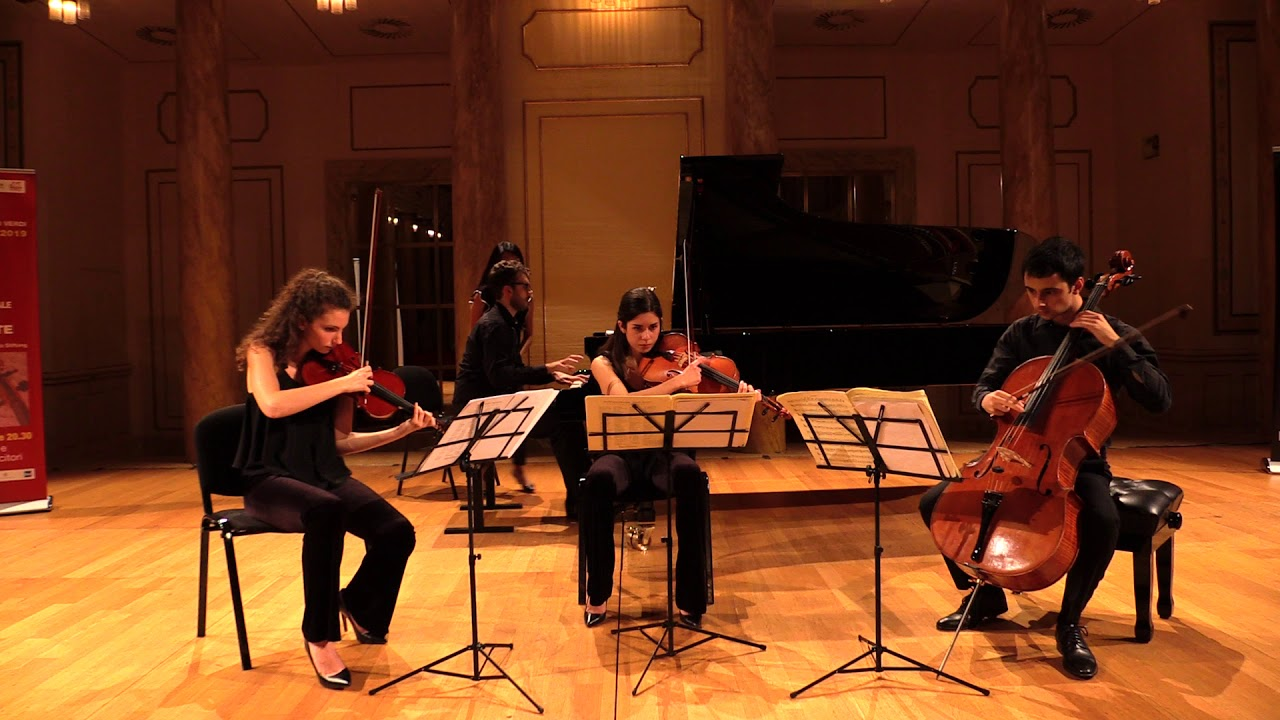 Quartetto Werther - Gabriel Faurè: Quartetto #2 in sol minore op.45