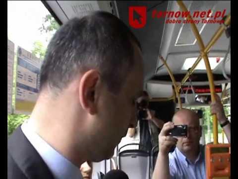Nowe autobusy z klimatyzacją w tarnowskim MPK