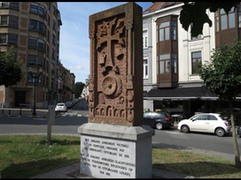 Commemoration 100 Genocide armenien=Bruxelles