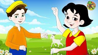 Хайди Сказки про фей 26 серия KONDOSAN смотреть сказки для детей