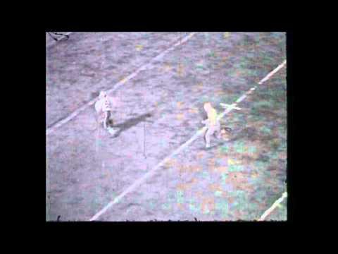 "Edmonton Eskimo Glenn ""Keeper""McWhinney 78 yard touchdown run"