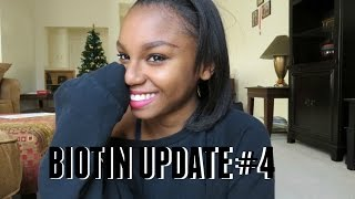 Video Biotin Update #4 | Length Update: I Broke Even! download MP3, 3GP, MP4, WEBM, AVI, FLV Januari 2018
