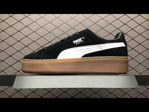 PUMA Basket Platform Trace P SKU: 8991677 YouTube