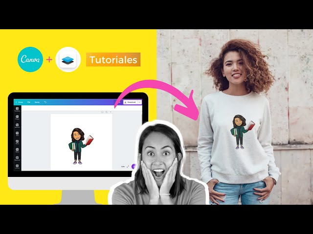 Cómo hacer Mockups en Canva Gratis (¡Por fin!) | Aprende Canva con Diana Muñoz