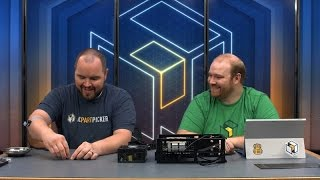 DAN Gevallen A4-SFX-Mini ITX Build (Livestream)
