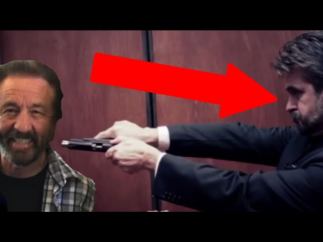 Ray Comfort runs into the wrong person…Victor Marx!