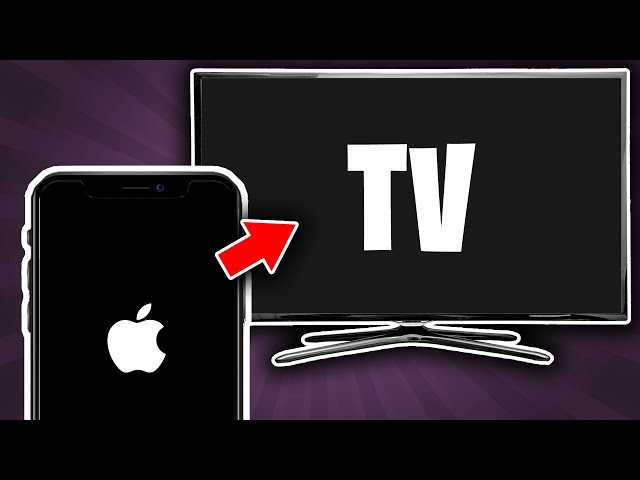 4 Ways to Connect iPhone to TV 2020 | How to Connect iPhone to TV | Mirror iPhone on TV