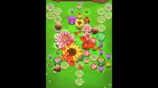 Blossom Blast Saga Level 278 No Boosters