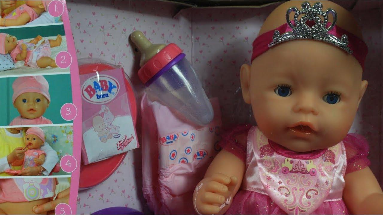 Interactive Princess Doll интерактивный Принцесса кукла