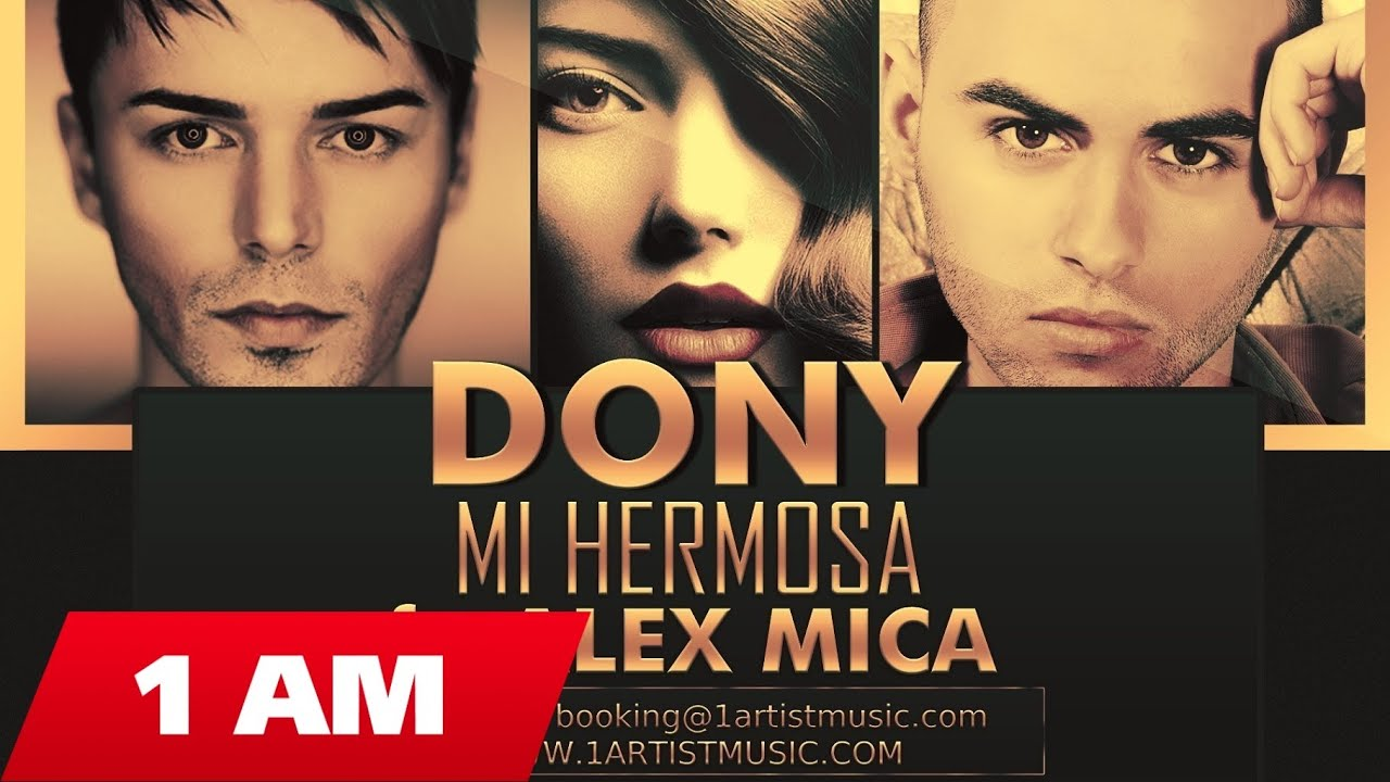 dony - mi hermosa ft.alex mica mp3