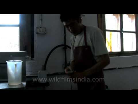 How beer is made in Bhutan! Part 9