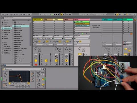 #3 Build a MIDI controller with an Arduino: The DIY MIDI Controller Workshop 2.0