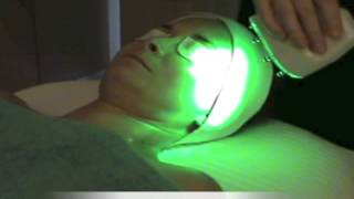 LED PHOTOTHERAPY - Short Demo from Elegans Health and Beauty