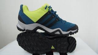 обзор кроссовок adidas ax2