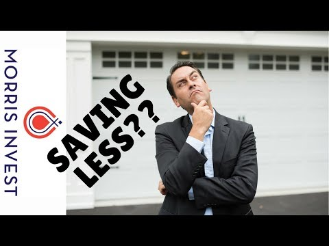 Americans Are Saving Less and Buying Liabillities