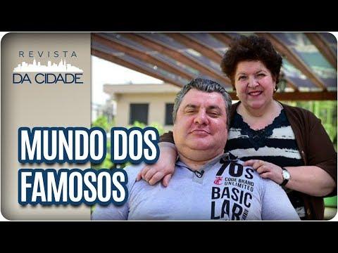 Gerson Brenner, Belo E Pabllo Vittar - Revista Da Cidade (28/09/2017)