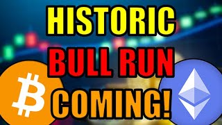 🔴History Suggests HUGE Bitcoin Bull Run Incoming | Cryptocurrency News