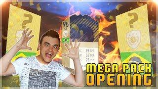 MEGA PACK OPENING!!! 5x Ikona!! Pele 95+ i Maradona! 5x Inform! @DOGEFUT 18
