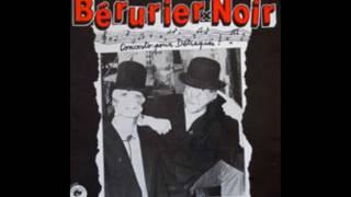 BERURIER NOIR -  Le commando Pernod.