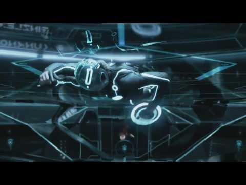 Tron Legacy VFX breakdowns