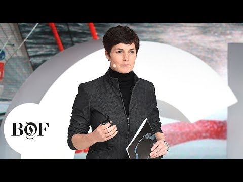 The Power of Circularity | Dame Ellen MacArthur | #BoFVOICES 2017