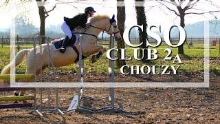 [ CSO ] - Concours à Chouzy, Club 2
