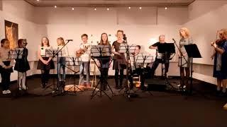 Idzie młoda wolność – Ni laboru kaj esperu – Frey-Lech Trio, Uku-Donaco Bjalistoko, Młoda FolKREW