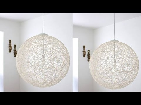 Yarn Ball | How To Make Yarn Balls At Home | Ball Of Twine | Balloon Ball