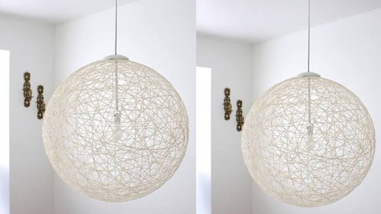 Yarn Ball How To Make At Home Of Twine Balloon
