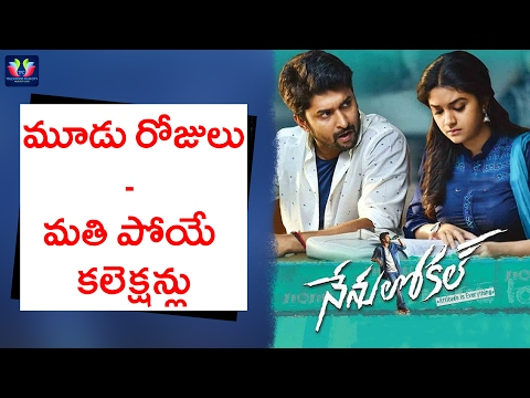 Nani's Nenu Local Movie First Weekend Box office Collections ||2017#gossips | TFC