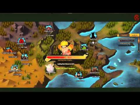 Unlimited Ninja Gameplay 325 - Mini Investment