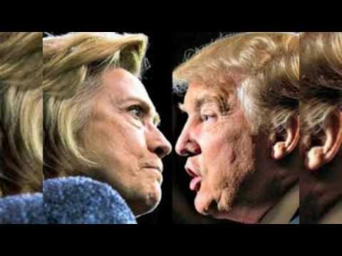 US election 2016 polls :  Trump V S Hillary
