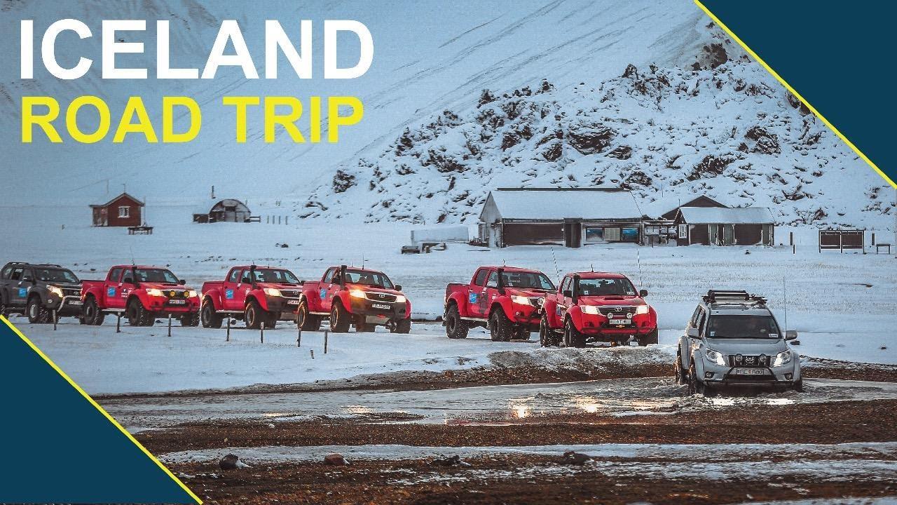 ROAD TRIP I SNOW DRIVE in ICELAND I Arctic Trucks I 4x4 Tours I SELF DRIVE  I Snow Trucks I EPIC