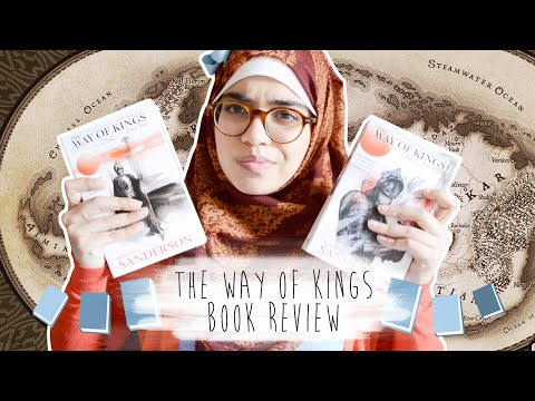 The Way of Kings by Brandon Sanderson | Book Review