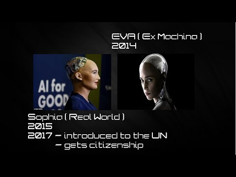 Sophia | Rise Of The AI