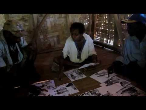 Manat Language, Papua New Guinea - Sorting Pictures