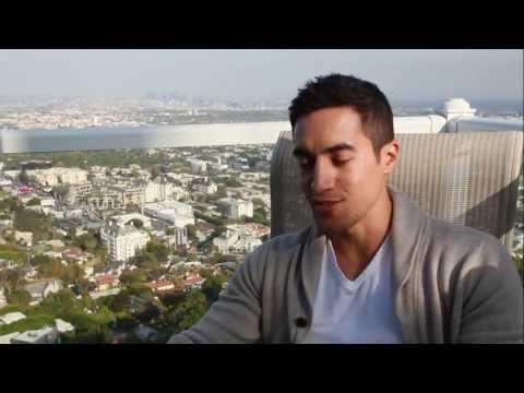EXCLUSIVE    with Keahu Kahuanui from MTV's TEEN WOLF Season 3 PART 1
