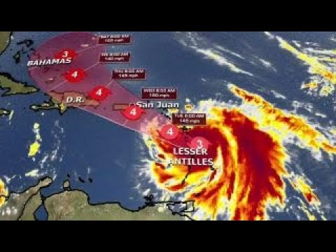 Forecasters keep wary eye on Hurricane Maria