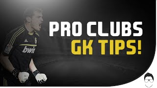 fifa 15 pro clubs gk tips common questions