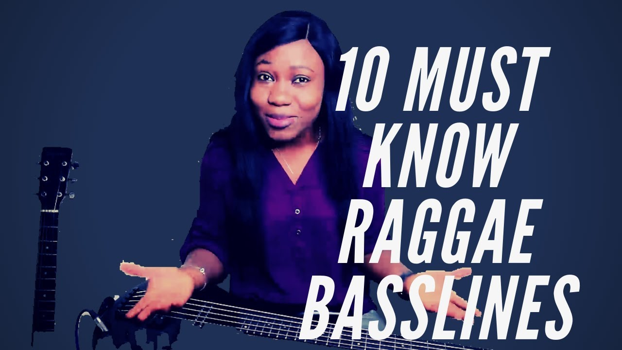 Download L#43. 10 Must Know Raggae BassLines