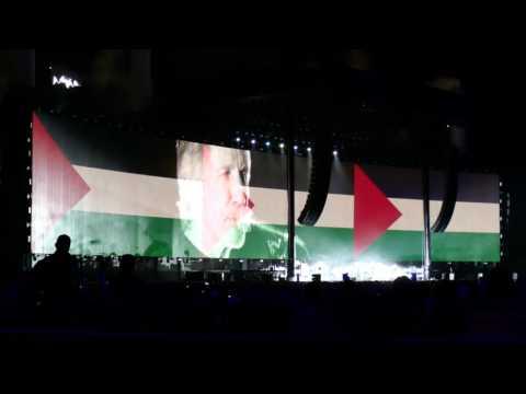 Roger Waters Palestine