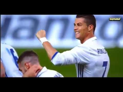 Cristiano Ronaldo gece golgenin rahatina bak