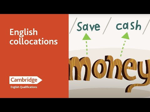 English Language Learning Tips - Collocations