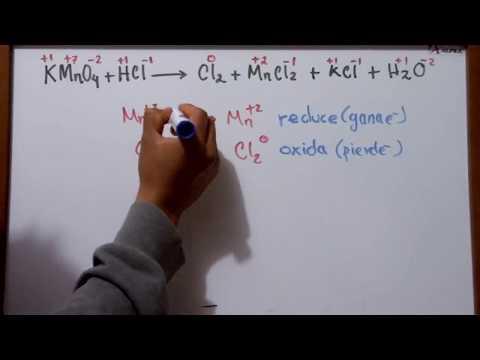 Balanceo por el Método REDOX | Química