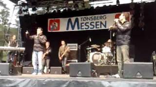 a1 singing postman pat at tnsbergmessa