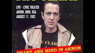 The Clash audio live at the Civic theatre, Ohio, 1982 soundboard