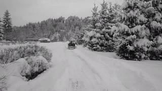 Camping im Winterwunderland - 2
