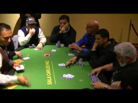 Poker Casino Villa Carlos Paz  3 y 4 de Octubre 2016 - Mesa Final - Capitulo 1