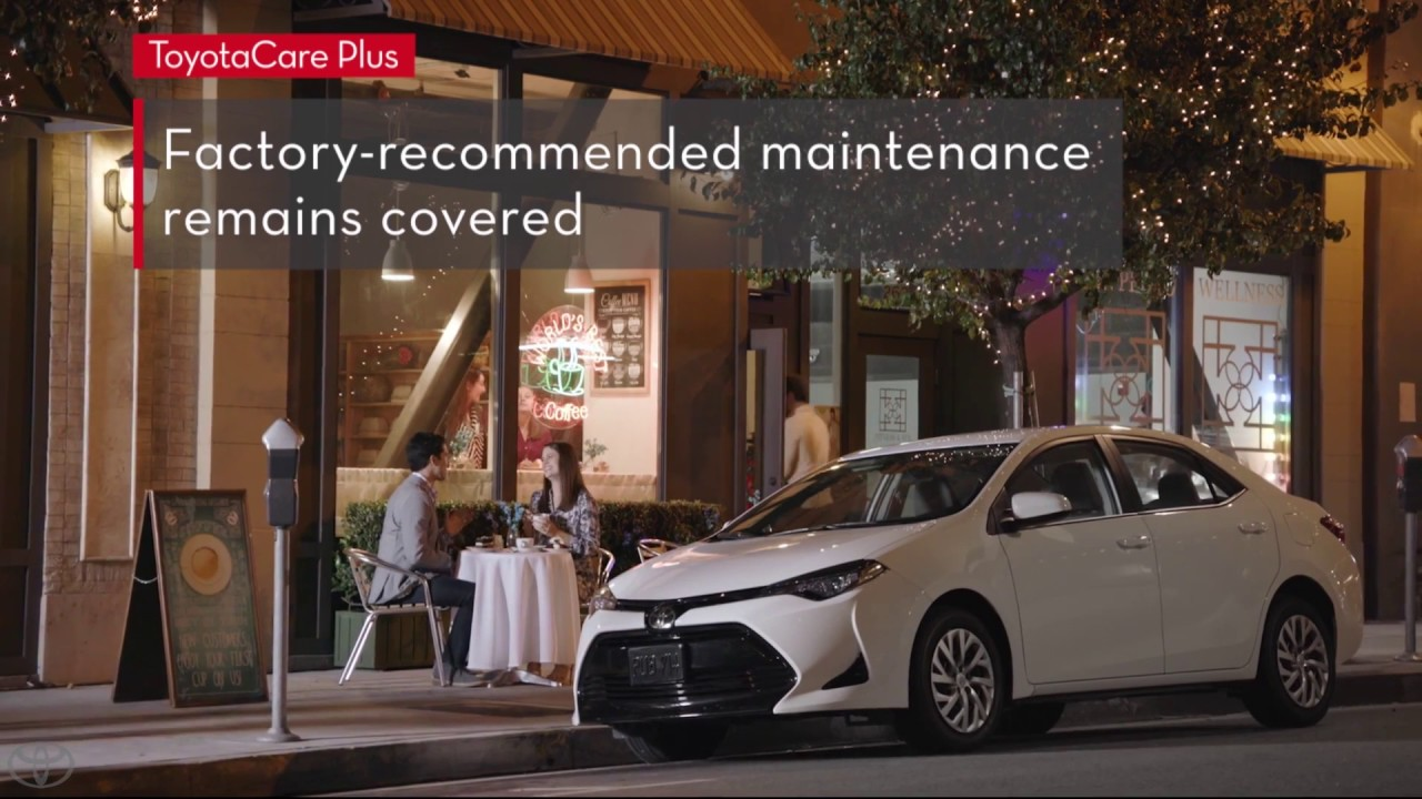 Toyotacare Plus Prepaid Maintenance Toyota Financial Services