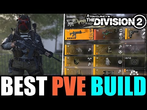 The Division 2 Builds: Best Builds for PvE   Game Rant